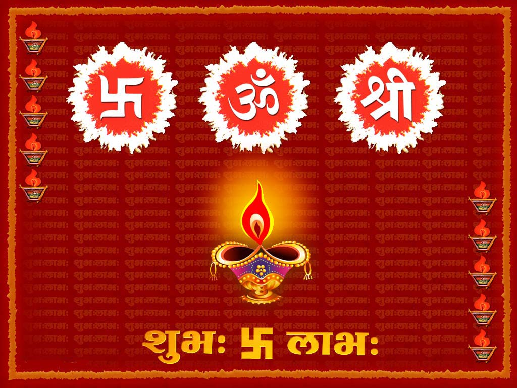 shri swastik deewali om wallpapers goddess